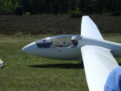 Pfingstvergleichsfliegen Repke 2008