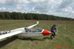 2009 m. Lietuvos atviros klases sklandym...