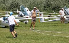 60th Hungarian National Gliding Champion...