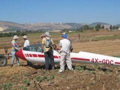 Megido Gliding Center Rosh Hashana 2004