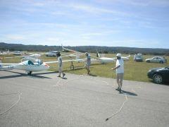 Pre-European Gliding Championships 2012...