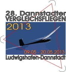 28. Dannstadter Vergleichsfliegen 2013