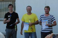 Foto: R.Mohra, Sieger 15m-Klasse