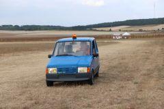 2ème journée - La plus belle voiture de piste du CPS ;)