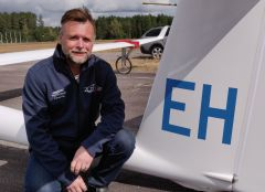 Racing luokan suomenmestari Harri Hirvola