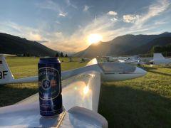 Im Land des Gösser Bier- das gibt Strafpunkte ;-)